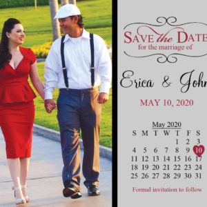 Save the Date / Magnets